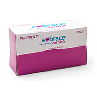 8790250 Embrace Varnish 0.4 ml, 50/Box, FV50