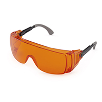 4952250 Monoart Protective Glasses Light, Orange, 261015