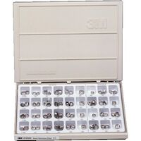 8454350 Unitek Permanent Stainless Steel Molar Set 5LL, First Molar, 5/Box, 900335