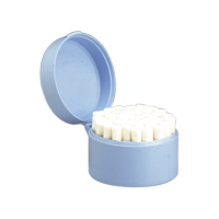 9509350 Cotton Roll Holder Blue