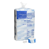 "8840450 Braided Cotton Rolls Non-Sterile, 1½"", Medium Dia. Economy Pack, 2500/Pkg, 200215"