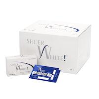 5251650 Sheer White Take-Home Teeth Whitening Strips Sheer White Whitening Film Bulk Kit, 24/Pkg., 006-00099