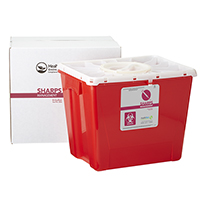 3170750 Sharps Recovery Dental Containers 8 Gallon, Each, 3885