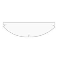 9069750 IVisor iVisor Replacement Mini Shields ,6/Pkg.,V014