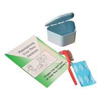9120850 Patient Denture Care Kit Kit, 12/Pkg., DK-72