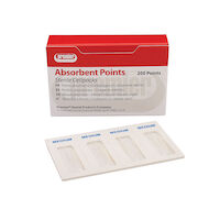 9329950 Absorbent Points Medium, 200/Pkg., 9055104