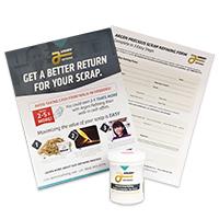 4200060 Argen Refining Kit Service Kit, KIT/JAR
