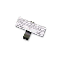 9021360 Finger Ruler Right-Handed, 25710