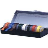 9521360 Tape-N-Tell Code Tape 8 Colors, 3 yds, 8/Pkg., DS-TT-AS