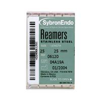 8544360 Reamers 21 mm, 25 mm 21 mm, #10, 6/Pkg., 06029