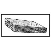 """3190460 Disposable Towel Drapes 18""""x 26"""", 50/Pkg, 4410"""