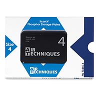 8270660 Intraoral Phosphor Sensors Size 4, 1/Pkg., 73445-4