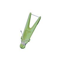 9900860 Dental Floss Holder Green, HO-P-GR
