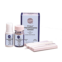 8880960 Hy-Bond Polycarboxylate Cement Polycarboxylate Kit, 1160