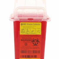 3414070 Sharps Collectors 1.5 Quart, Red, 305487