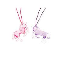 5250270 Unicorn Necklaces 24/Pkg.,JV456