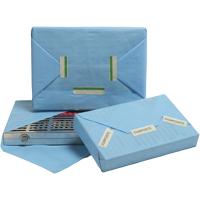 """8431670 IMS Wraps Universal, 20""""x 20"""", 500/Pkg, IMS-1216"""
