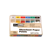 9547870 Paper Points - Color Coded Accessory Cell, X Coarse, 200/Pkg., 202-306
