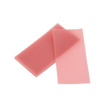 9514970 Base Plate Wax Soft, Pink, 5 lb.