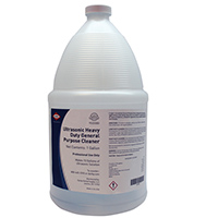 9530080 Ultrasonic Heavy Duty General Purpose Cleaner Powder Concentrate, Gal.