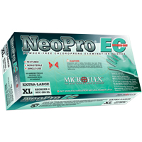 3173080 NeoPro EC PF Gloves Small, 50/Box, NEC-288-S