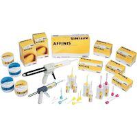 9068180 Affinis System 75 Bulk (No Tips), Heavy Body, Caramel, 6585