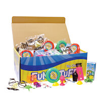 3310380 Treasure Toy Chest Standard Chest w/200 Toys, S14