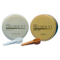 9067780 President Putty Regular, Yellow, Putty, 4617