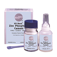 8880980 Hy-Bond Zinc Phosphate Cement Zinc Phosphate Cement Kit, 1170