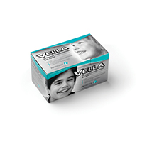 9550980 Vella Fluoride Varnish Spearmint, 0.5 ml, 35/Box, 770013