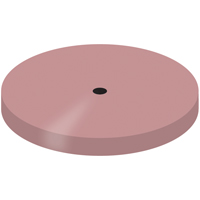 9594090 Goldstar Polishers Pink, Large Wheel, UM Shank, 10/Pkg., P1821