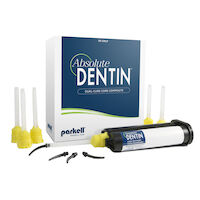 8750290 Absolute Dentin Arctic White, 50 ml, Cartridge, S300