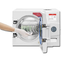"6060490 EZPlus Fully Automatic Sterilizers EZ9PLUS, 9"" x 19.8"""