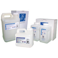3803590 Isolyser Sharps Mail Back Disposal 3.3 Liter, 2/Pkg, SMS2400M