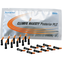 9556890 Clearfil Majesty Posterior A2, PLT, 0.25 g, 20/Box, 2692KA