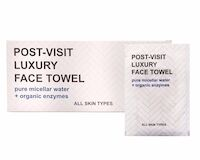 5250001 Post-Visit Luxury Face Towel 100/Box, MD0502101