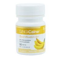 9200301 Gingicaine Banana, 1 oz, 20113