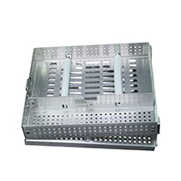 8900501 Fliptop Cassettes D-Style Open with No Rack, T009D-U