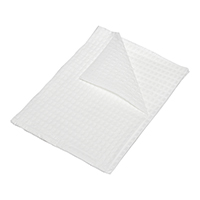 "4931601 Towels 3-Ply Tissue/Poly/Tissue, 13.5"" x 18"", White, 500/Pkg."