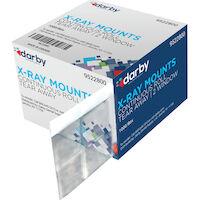 9522801 Universal X-Ray Mounts 3-Window, 1000/Box