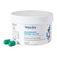 9526801 Dispersed Phase Alloy Regular Set, One Spill, 400 mg, White/Green, 100/Pkg
