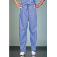 3501901 Scrub Pants Unisex Medium, Teal, 78809