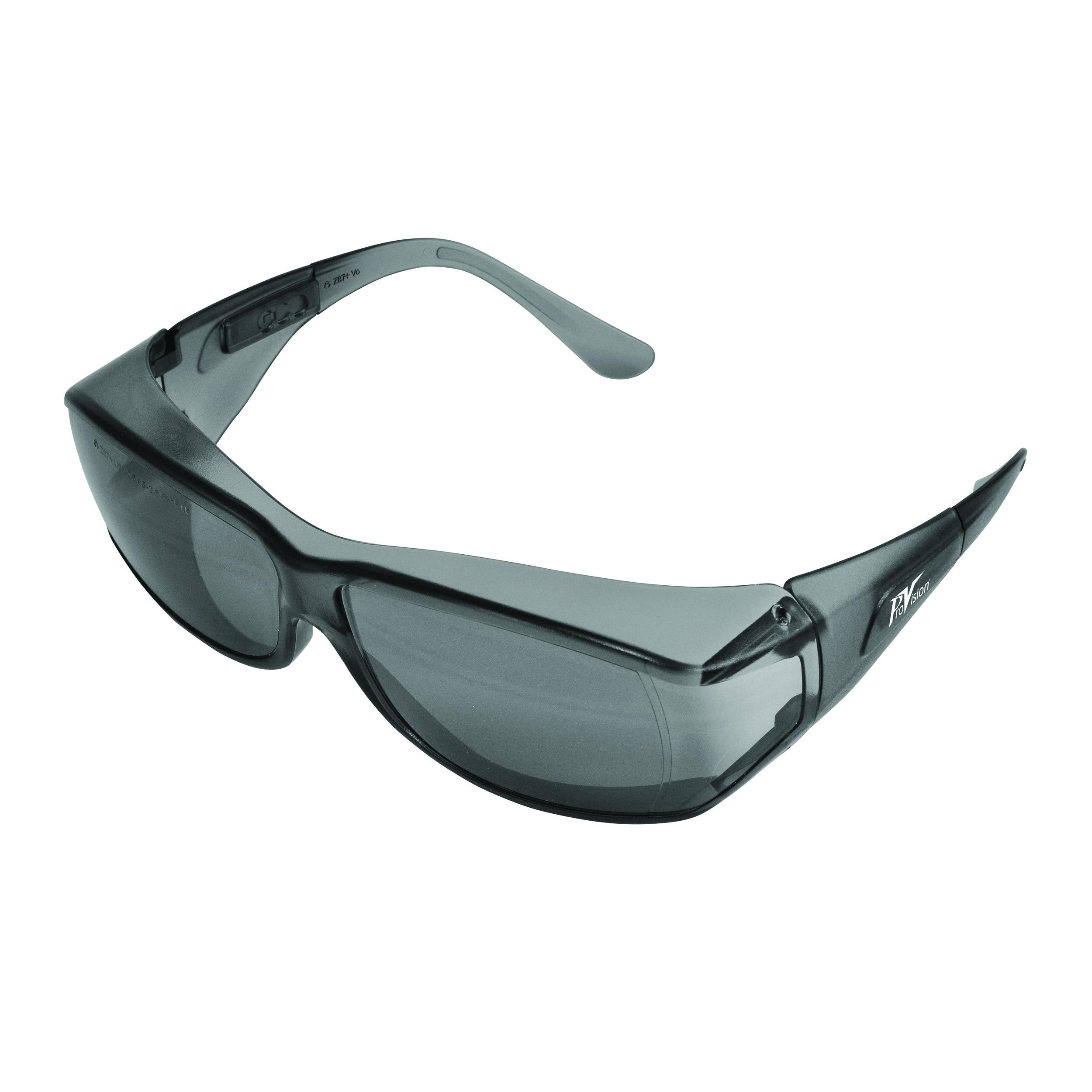 9200111 ProVision Eyesaver Sleeks Grey Frame, Grey Lens, 3SLK