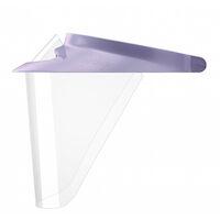 9506211 Op-D-Op Visor Shield Protective Barrier System Medium, Violet, 308DK-VT