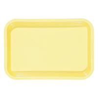 9514521 Mini Trays Vibrant Yellow, Mini Tray, 20Z101O