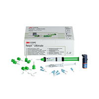 8678621 RelyX Ultimate Adhesive Resin Cement Trial Kit, Translucent, 56892
