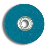 "8673041 Sof-Lex Contouring and Polishing System Medium, 3/8"" Diameter, Dark Blue, 85/Pkg., 1981M"