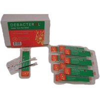 9547141 Debacterol Unit Dose Kit, 12/Box, 90-2112