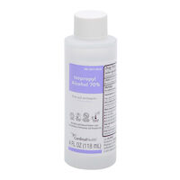 4931541 Isopropyl Alcohol 4 oz., 60/Case