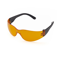 4952251 Monoart Protective Glasses Baby, Orange, 261090